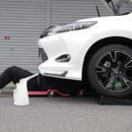 手間をかけずにオイル交換するならカースロープが便利!